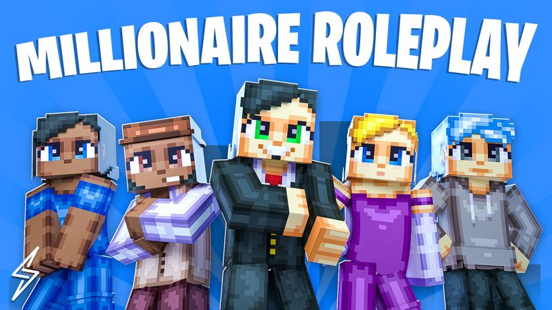 Millionaire Roleplay on the Minecraft Marketplace by Senior Studios