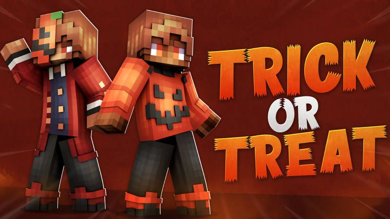 Trick Or Treat on the Minecraft Marketplace by BLOCKLAB Studios