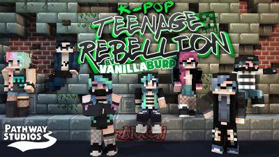 KPop Teenage Rebellion on the Minecraft Marketplace by Pathway Studios