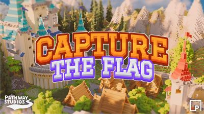 Capture the Flag on the Minecraft Marketplace by Pathway Studios