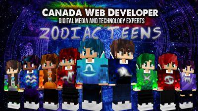 ZODIAC TEENS on the Minecraft Marketplace by CanadaWebDeveloper