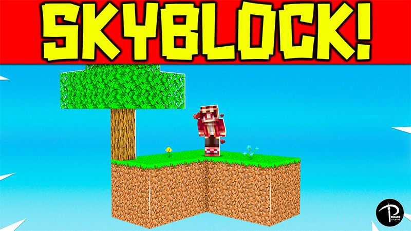 SKYBLOCK on the Minecraft Marketplace by Pickaxe Studios