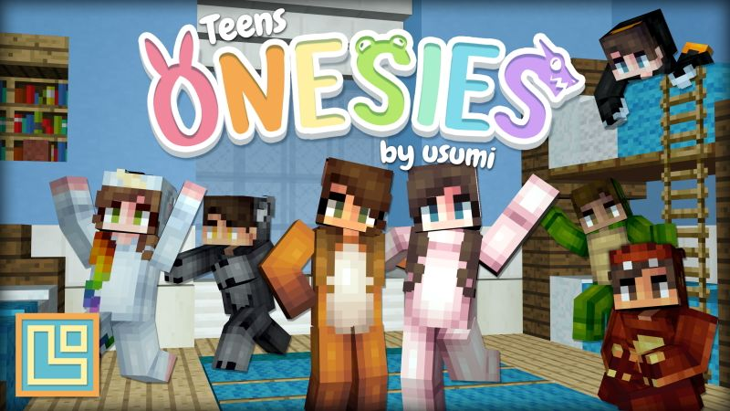 Teens Onesies on the Minecraft Marketplace by Pixel Squared