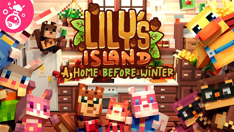 Lilys Island on the Minecraft Marketplace by Humblebright Studio