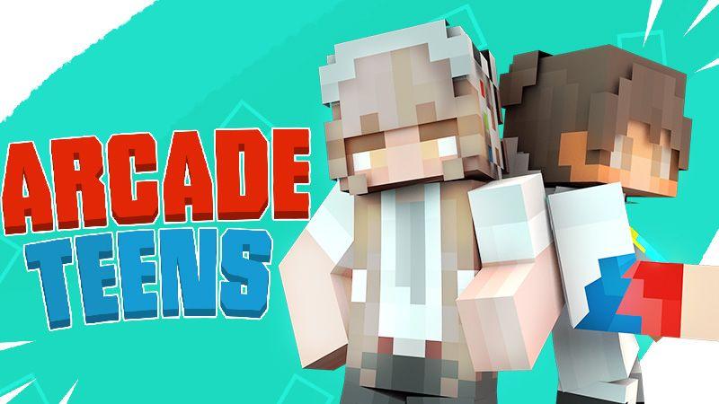 Arcade Teens on the Minecraft Marketplace by UnderBlocks Studios