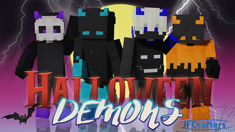 Halloween Demons on the Minecraft Marketplace by JFCrafters