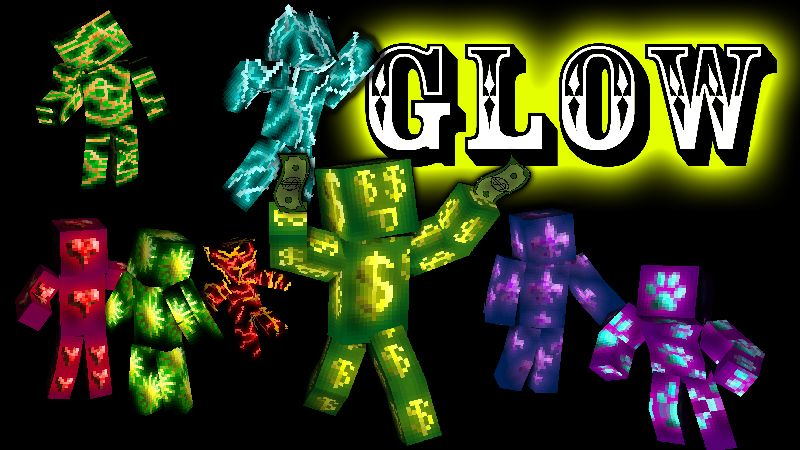 Glow on the Minecraft Marketplace by Wandering Wizards