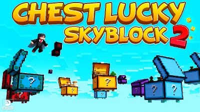 Chest Lucky Skyblock 2 on the Minecraft Marketplace by Diluvian