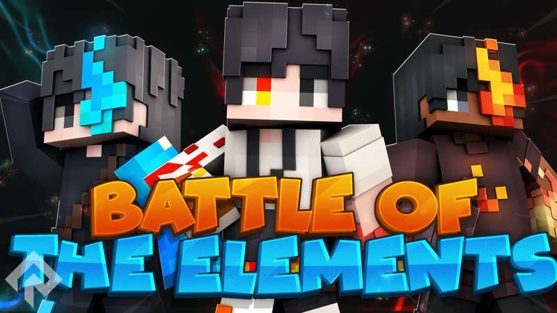 Battle Of The Elements on the Minecraft Marketplace by RareLoot