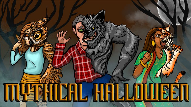 Mythical Halloween on the Minecraft Marketplace by BBB Studios