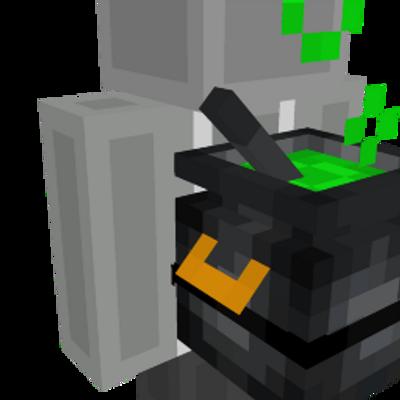 Suspicious Cauldron on the Minecraft Marketplace by Diveblocks
