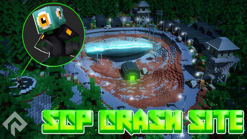 SCP Crash Site on the Minecraft Marketplace by RareLoot