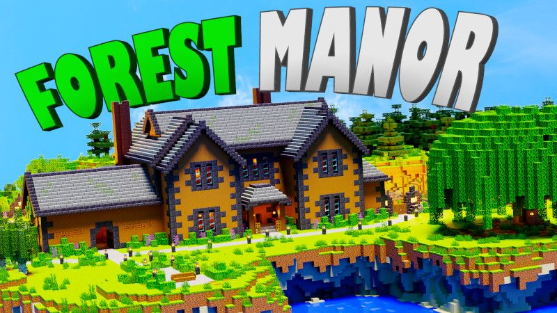 Forest Manor on the Minecraft Marketplace by BTWN Creations