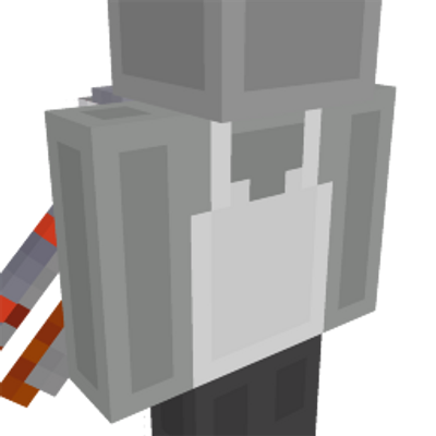 Toy Jetpack on the Minecraft Marketplace by Block Factory