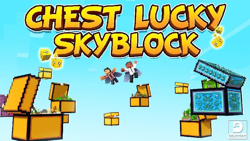 Chest Lucky Skyblock