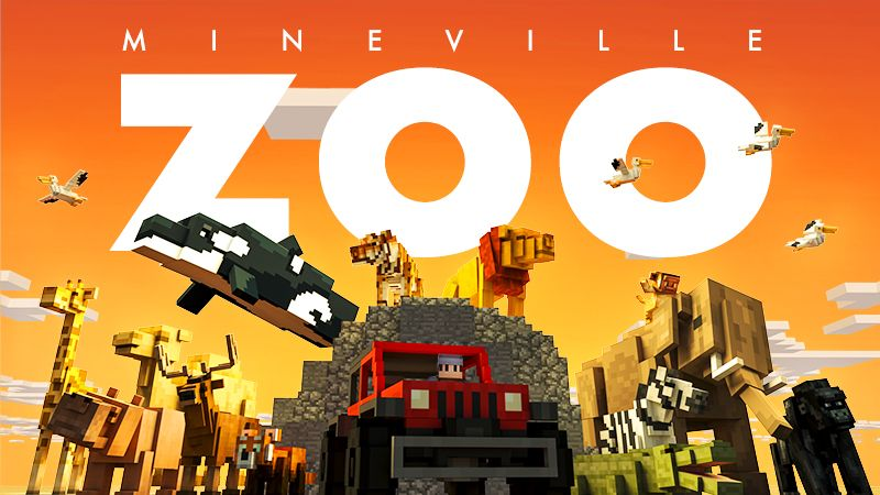 Mineville Zoo on the Minecraft Marketplace by InPvP