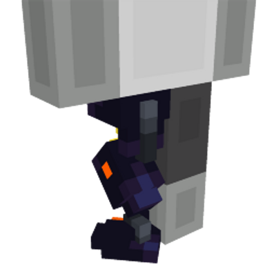 Steel Mech Legs on the Minecraft Marketplace by Scai Quest