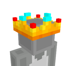 Royal Crown on the Minecraft Marketplace by inPixel