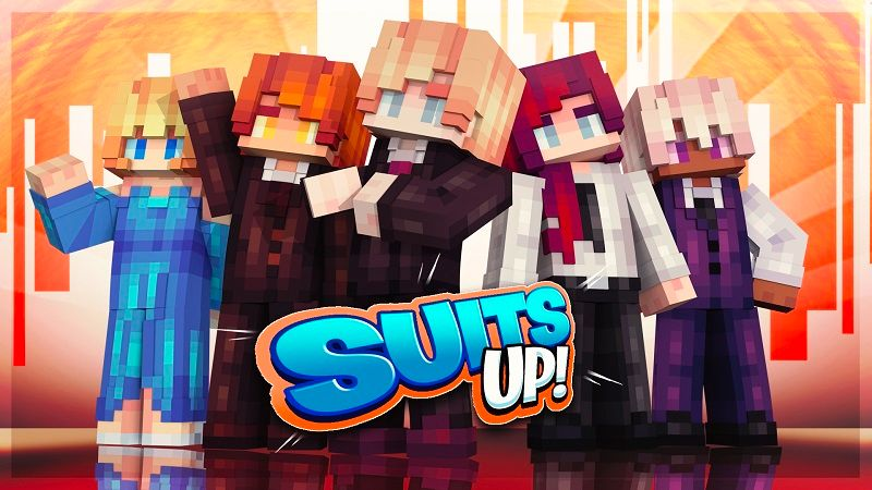 Suits Up on the Minecraft Marketplace by Cypress Games