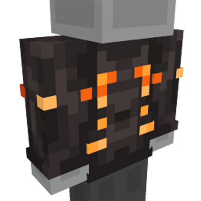 Fire Aura Top on the Minecraft Marketplace by CreatorLabs