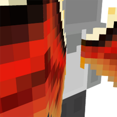 Fire Wings on the Minecraft Marketplace by Sova Knights