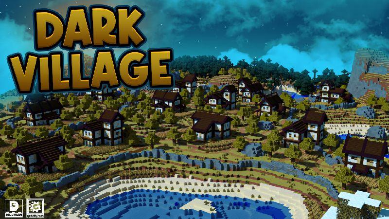 Dark Village on the Minecraft Marketplace by Gearblocks