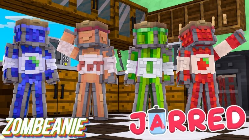 Jarred on the Minecraft Marketplace by Zombeanie