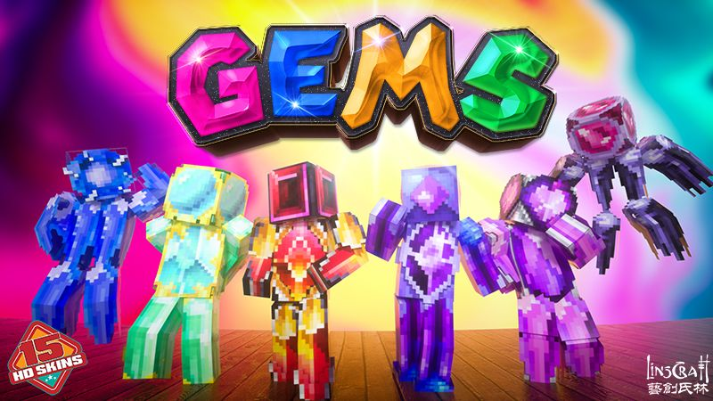 GEMS on the Minecraft Marketplace by LinsCraft