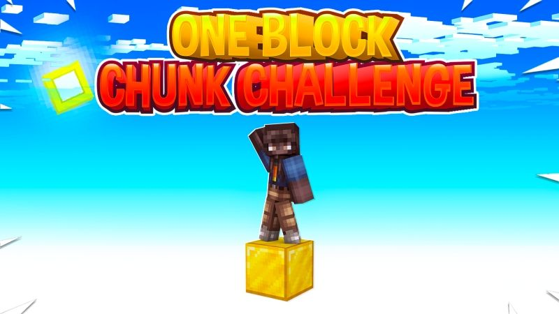 One Block Chunk Challenge on the Minecraft Marketplace by Fall Studios