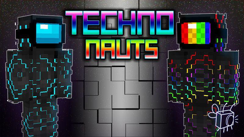 Techno Nauts on the Minecraft Marketplace by Blu Shutter Bug