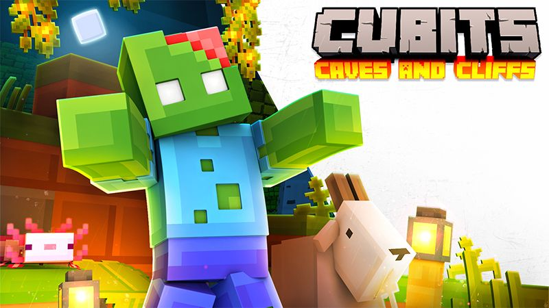 Cubits on the Minecraft Marketplace by Glowfischdesigns