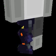 Steel Mech Legs