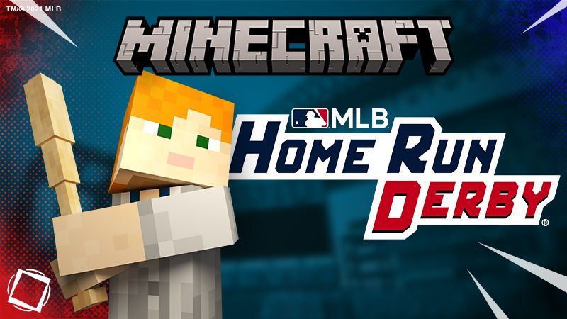 MLB Home Run Derby on the Minecraft Marketplace by The Misfit Society