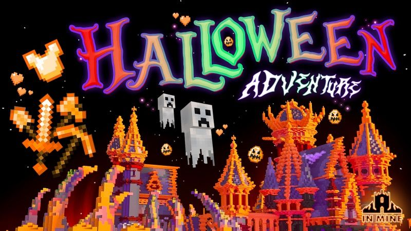 Halloween Adventure on the Minecraft Marketplace by In Mine