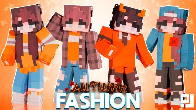Autumn Fashion on the Minecraft Marketplace by inPixel