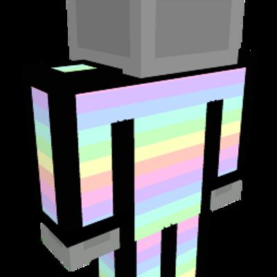 Glitched Onesie on the Minecraft Marketplace by MobBlocks