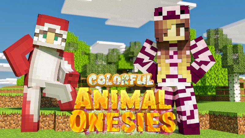 Colorful Animal Onesies
