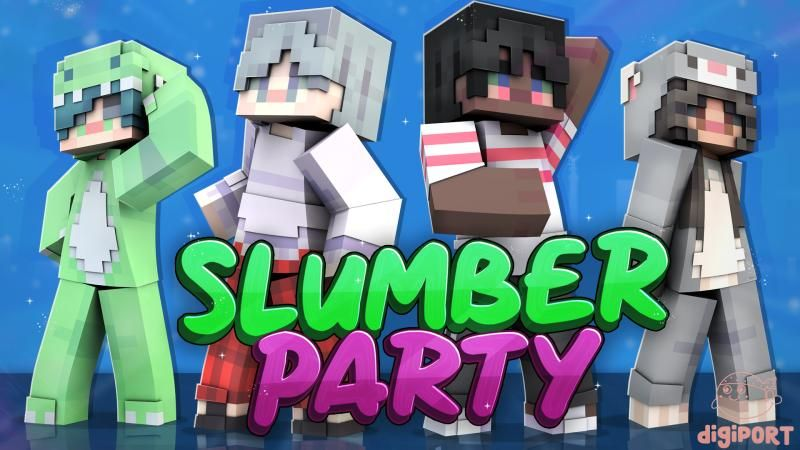 Slumber Party on the Minecraft Marketplace by DigiPort