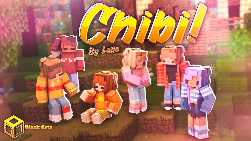 Chibi on the Minecraft Marketplace by Black Arts Studio