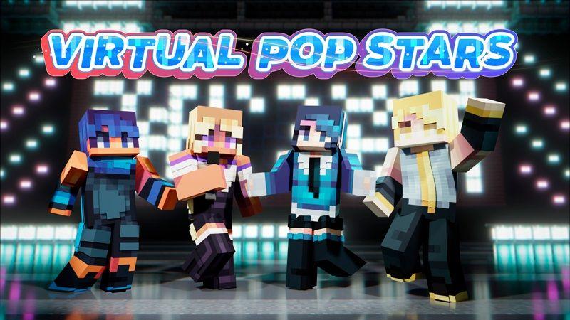 Virtual Pop Stars on the Minecraft Marketplace by FTB