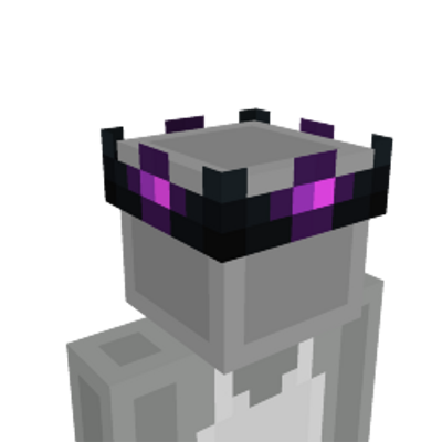 Ender Crown on the Minecraft Marketplace by Mob Pie