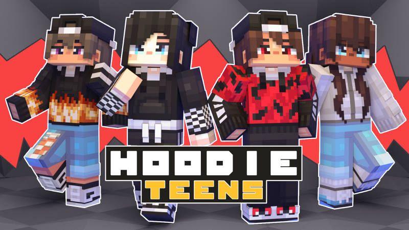 Hoodie Teens