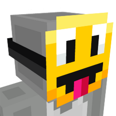 Smiley Mask on the Minecraft Marketplace by Pixelbiester