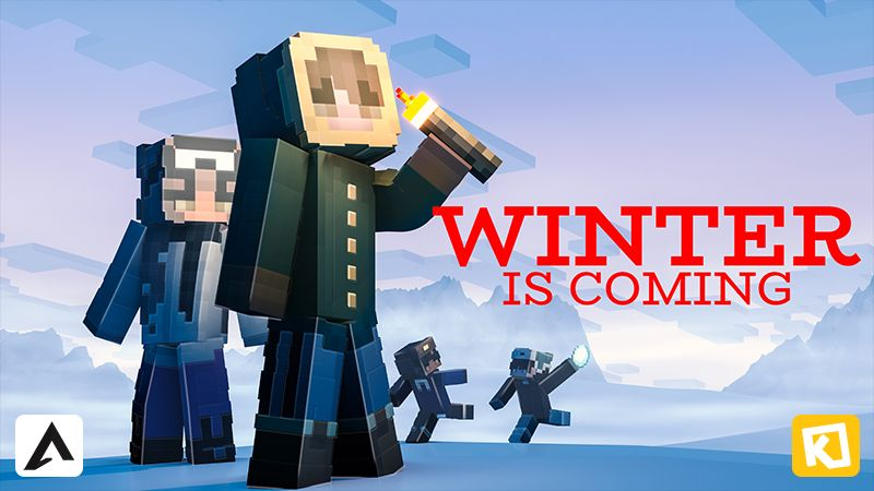 Winter Is Coming on the Minecraft Marketplace by Kuboc Studios