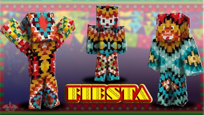 Fiesta on the Minecraft Marketplace by Dragnoz