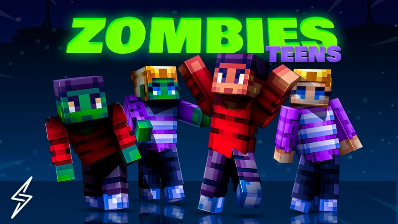 Zombies Teens on the Minecraft Marketplace by Senior Studios