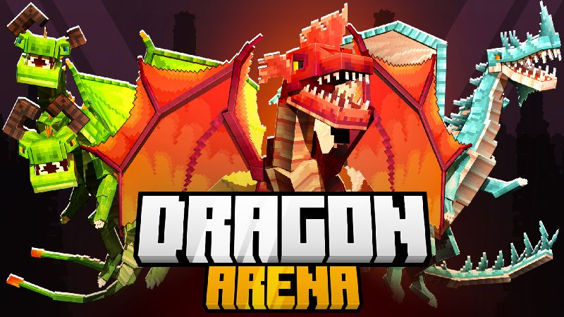 Dragon Arena on the Minecraft Marketplace by HorizonBlocks