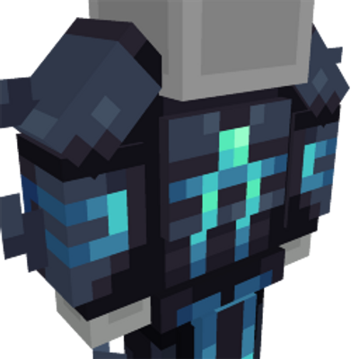 Cyber Ninja Suit on the Minecraft Marketplace by Spectral Studios