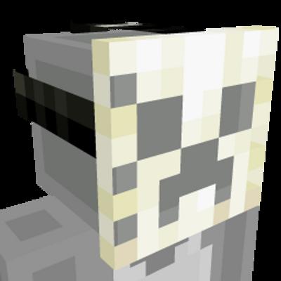 Creepy Mask on the Minecraft Marketplace by Minecraft