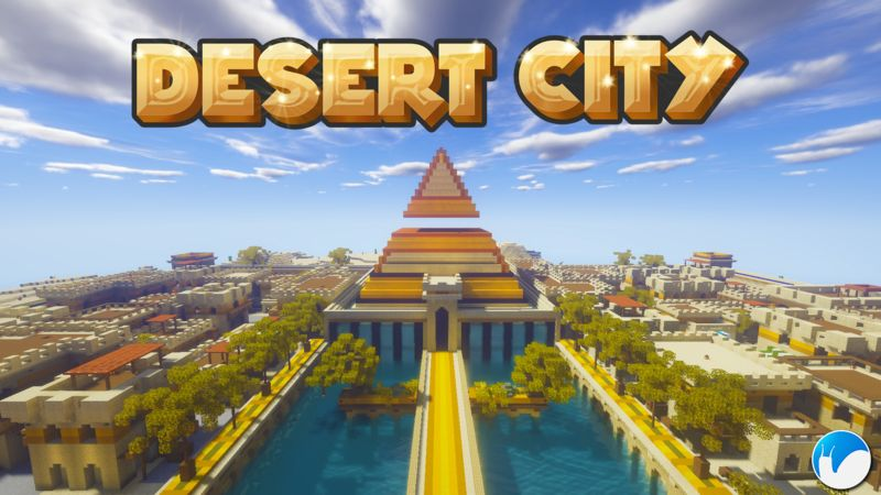 Desert City on the Minecraft Marketplace by Snail Studios
